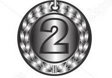 medalja srebrna 1